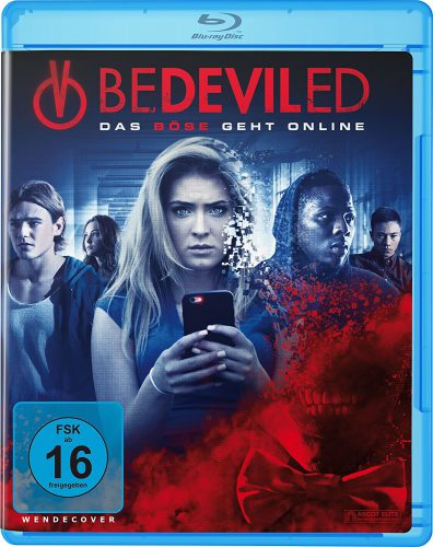 Bedeviled - Das Böse geht online Blu-ray Review Cover