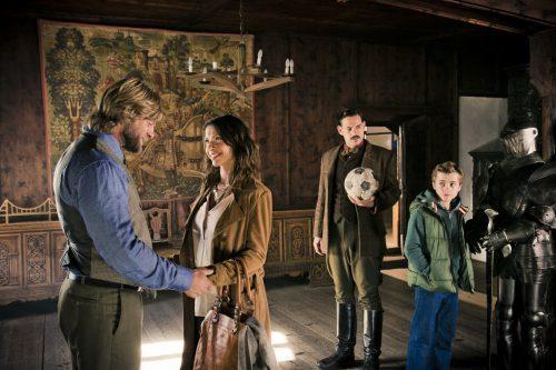 Burg Schreckenstein Blu-ray Review Szene 1