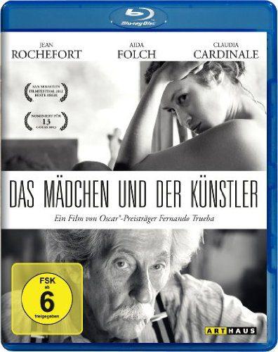 Das Mädchen und der Künstler Blu-ray Review Cover
