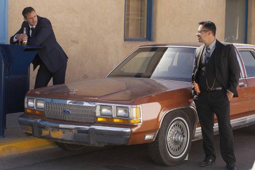 Dirty Cops - War on Everyone Blu-ray Review Szene 2