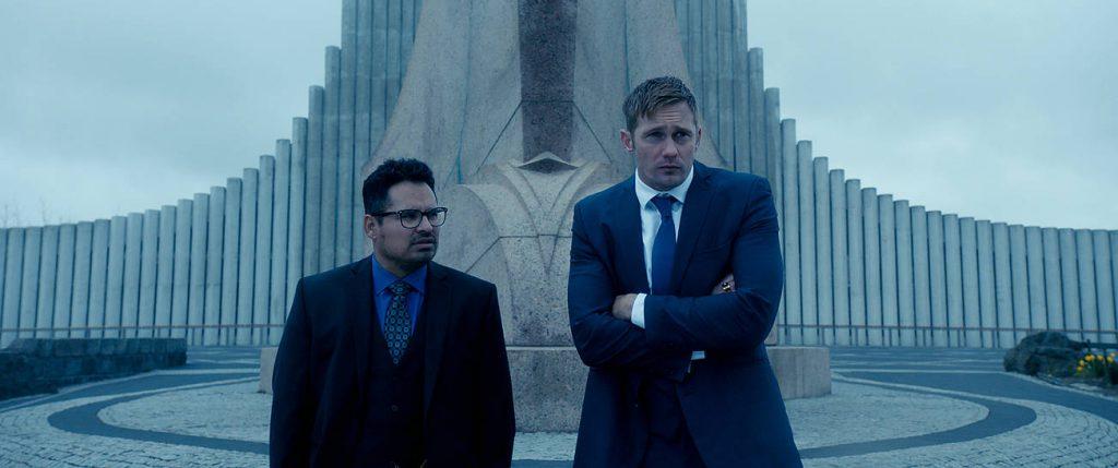 Dirty Cops - War on Everyone Blu-ray Review Szene 3