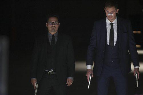 Dirty Cops - War on Everyone Blu-ray Review Szene 5