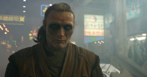 Doctor Strange 3D Blu-ray Review Szene 2