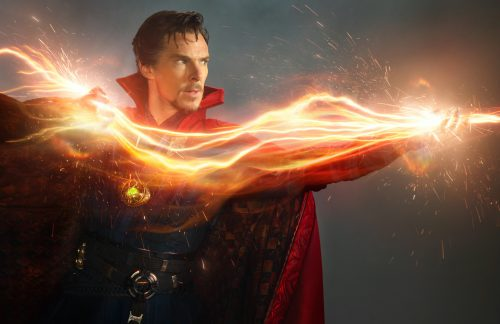 Doctor Strange 3D Blu-ray Review Szene 5
