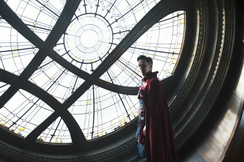 Doctor Strange 4k UHD Blu-ray Review Szene 6