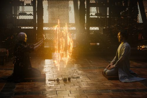 Doctor Strange 3D Blu-ray Review Szene 7