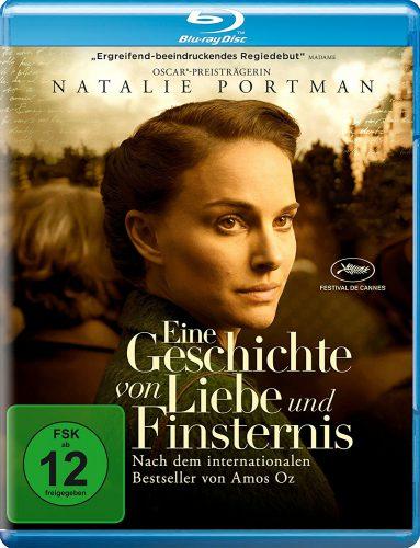 Eine Geschichte von Liebe und Finsternis Blu-ray Review Cover
