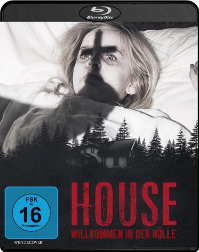 House - Willkommen in der Hölle Blu-ray Review Cover