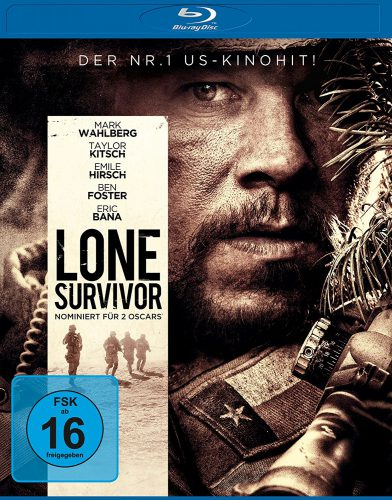 Lone Survivor Blu-ray Review Cover