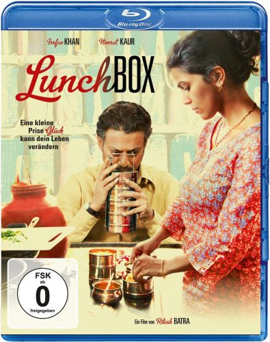 Lunchbox Blu-ray Review Cover