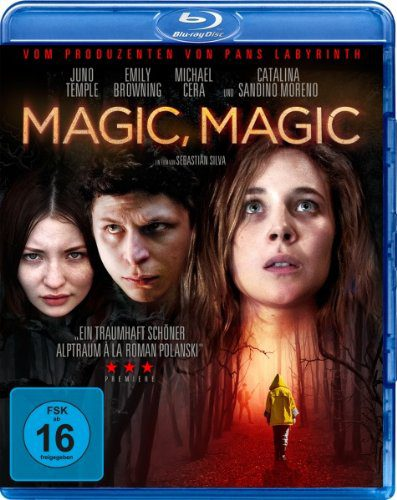 Magic Magic Blu-ray Review Cover