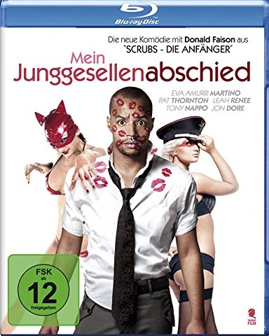 Mein Junggesellenabschied Blu-ray Review Cover
