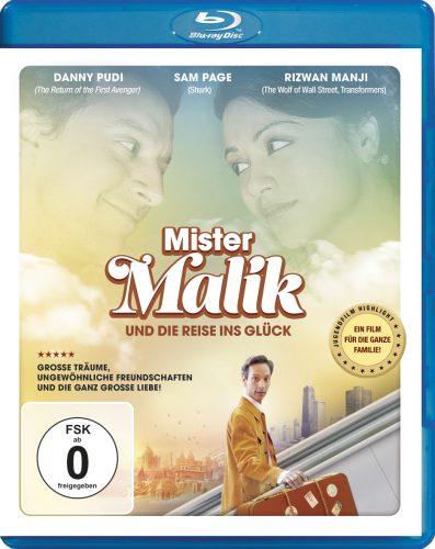 Mister Malik und die Reise ins Glück Blu-ray Review Cover