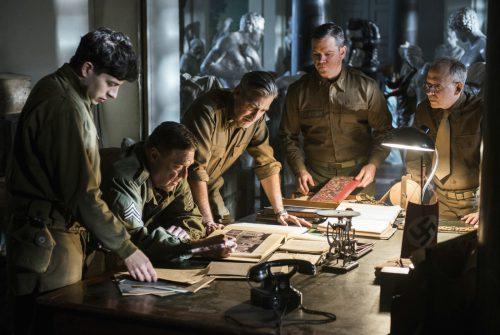 Monuments Men - Ungewöhnliche Helden Blu-ray Review Szene 4