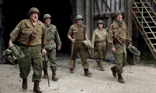 Monuments Men - Ungewöhnliche Helden Blu-ray Review Szene 5
