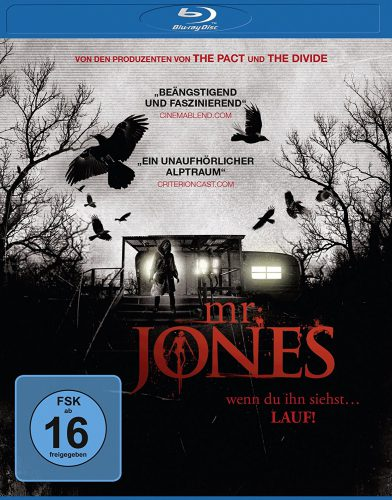 Mr. Jones - Wenn du ihn siehst ... lauf! Blu-ray Review Cover