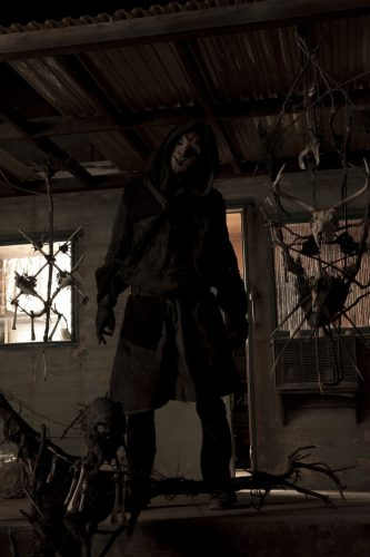 Mr. Jones - Wenn du ihn siehst ... lauf! Blu-ray Review Szene 3