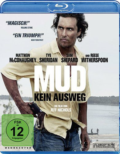 Mud - Kein Ausweg Blu-ray Review Cover