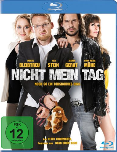 Nicht mein Tag - Noch so ein todsicheres Ding Blu-ray Review Cover