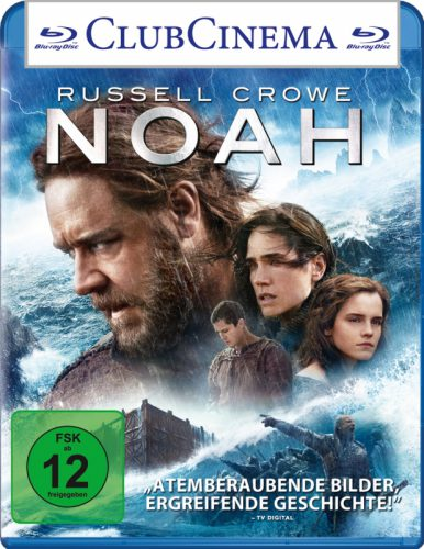 Noah Blu-ray Review Cover