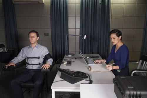 Snowden Blu-ray Review Szene 1
