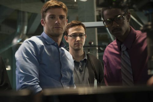 Snowden Blu-ray Review Szene 5