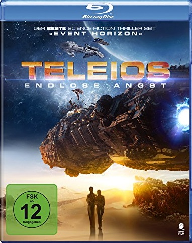 Teleios - Endlose Angst Blu-ray Review Cover