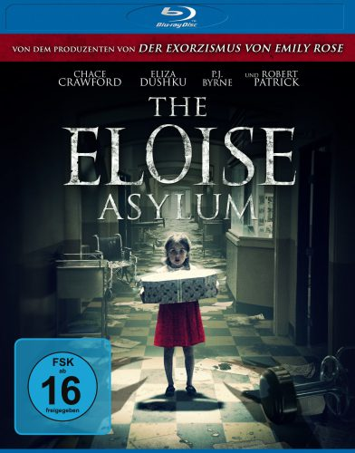 The Eloise Asylum Blu-ray Review Cover