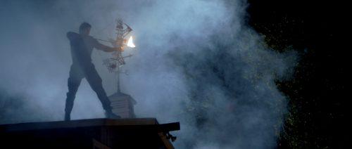 The Horde - Die Jagd hat begonnen Blu-ray Review Szene 2