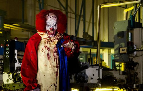 The Night Watchmen - Let's Go Kill Some Dead People Blu-ray Review Szene 1
