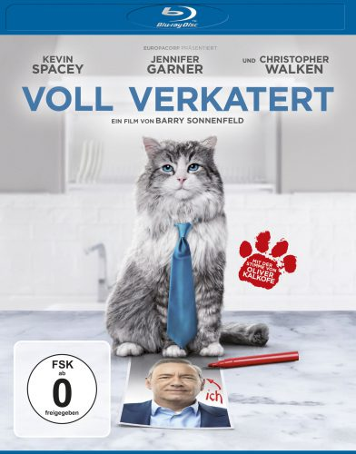 Voll verkatert Blu-ray Review Cover