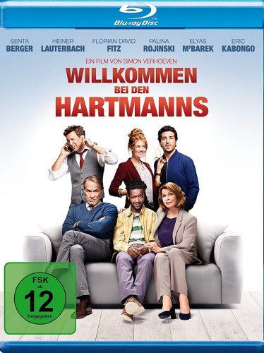 Willkommen bei den Hartmanns Blu-ray Review Cover