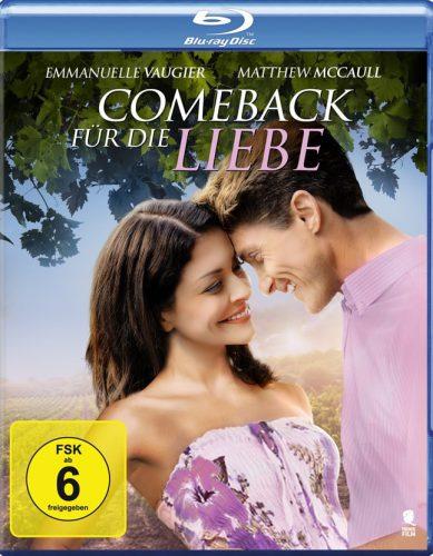 Comeback für die Liebe Blu-ray Review Cover-min
