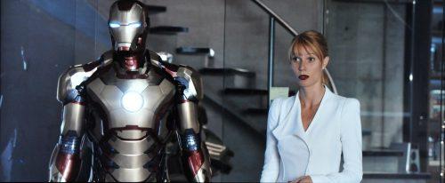 Bildvergleich Blu-ray UHD Iron Man 3 Szene 1