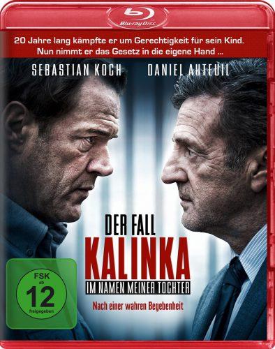Der Fall Kalinka - Im Namen meiner Tochter Blu-ray Review Cover