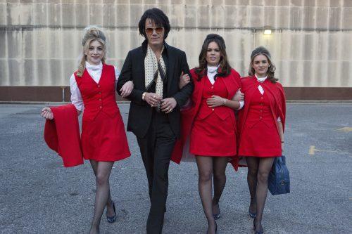 Elvis & Nixon Blu-ray Review Szene 1