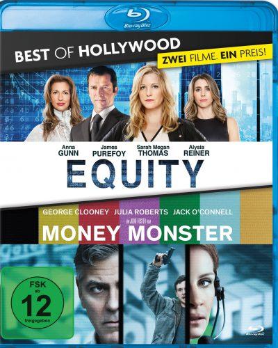 Equity - Das Geld, die Macht und die Frauen Blu-ray Review Cover