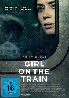 Girl on the Train Blu-ray Review Cover