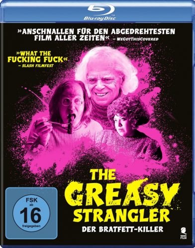 Greasy Strangler - Der Bratfett-Killer Blu-ray Review Cover-min