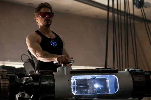 Iron Man 2 4K UHD Blu-ray Review Szene 1