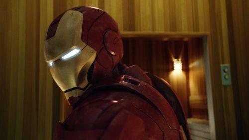Iron Man 2 4K UHD Blu-ray Review Szene 3