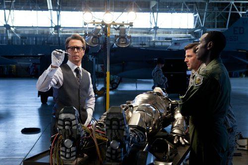 Iron Man 2 4K UHD Blu-ray Review Szene 5