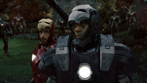 Iron Man 2 4K UHD Blu-ray Review Szene 6