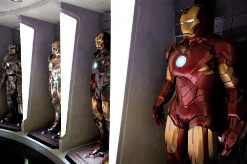 Iron Man 2 4K UHD Blu-ray Review Szene 7