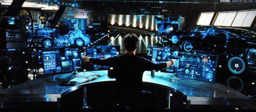 Iron Man 2 Vergleich BD UHD 4