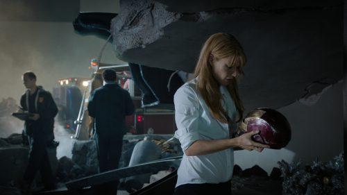 Iron Man 3 4K UHD Blu-ray Review Szene 2