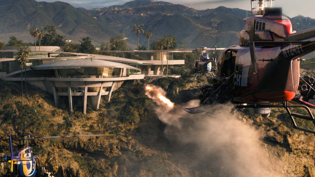 Iron Man 3 4K UHD Blu-ray Review Szene 3