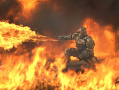 Iron Man 4K UHD Blu-ray Review Szene 2