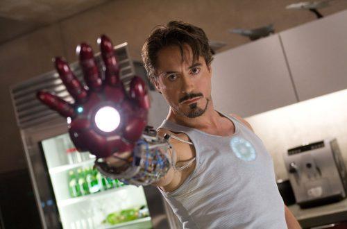 Iron Man 4K UHD Blu-ray Review Szene 5
