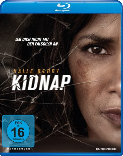 Kidnap Blu-ray Review Cover